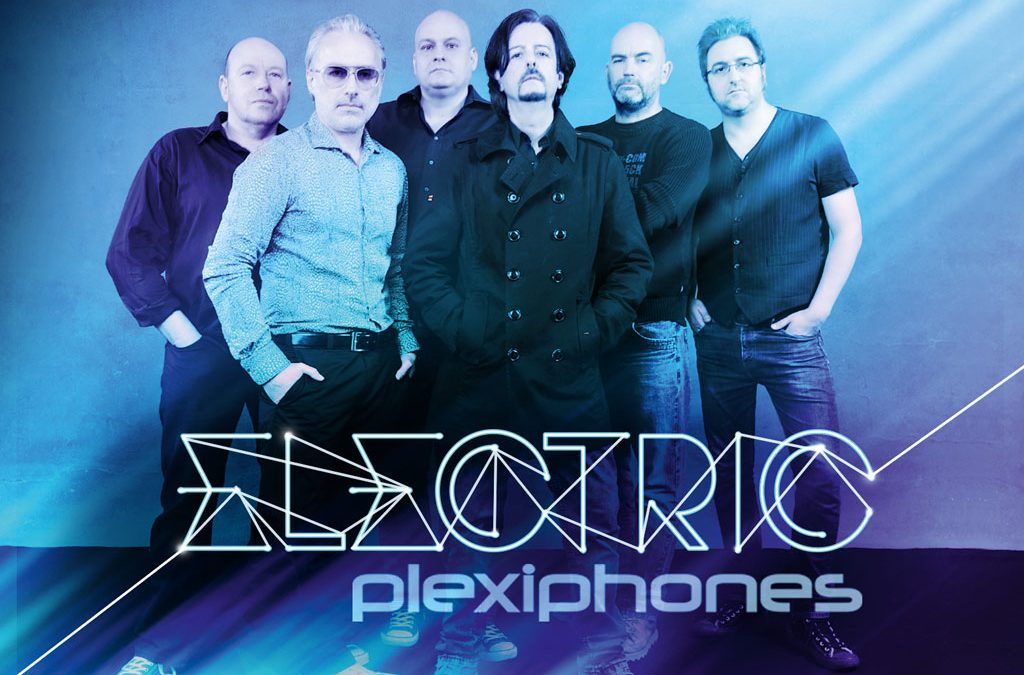 "PLEXIPHONES – das neue Album ""Electric"" – OUT NOW!"